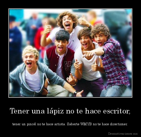 Frases tipicas de Directioners!!- One Direction - YouTube