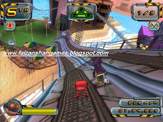 Crazy frog racer 2 game free download