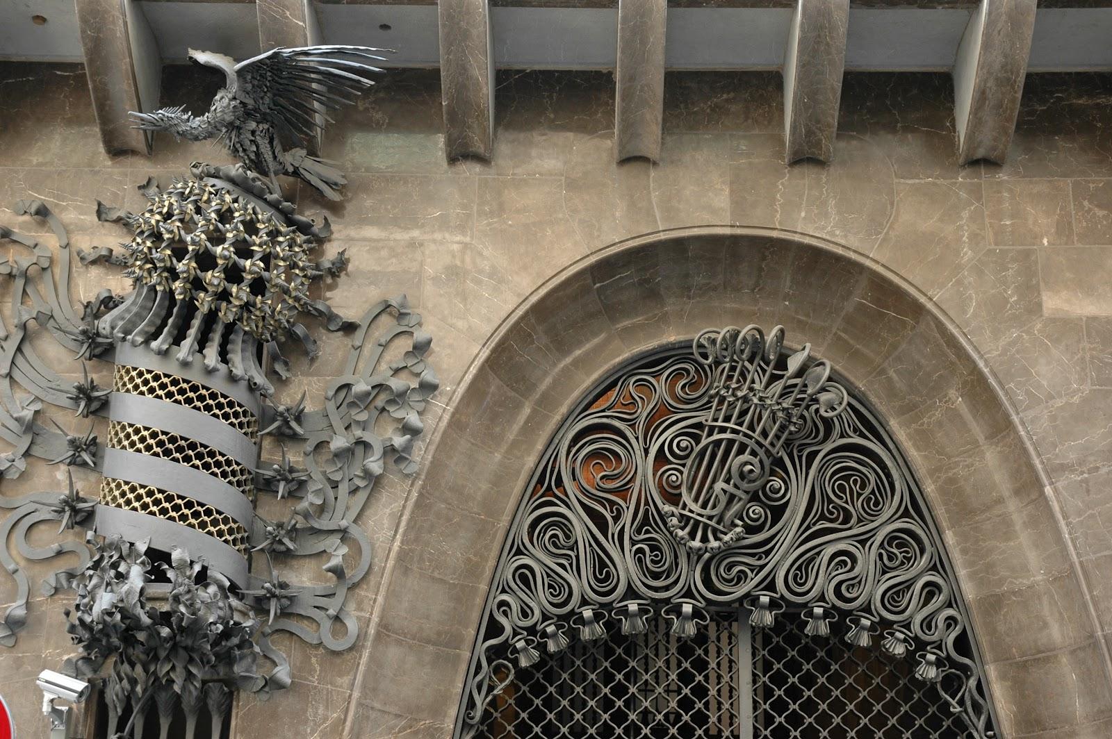 Art Nouveau Antoni Gaudi