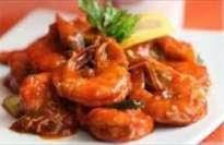 Resep Udang Garo Rica-Rica Wenak