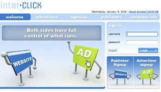 Top Paying CPM Advertising Network - InterClick