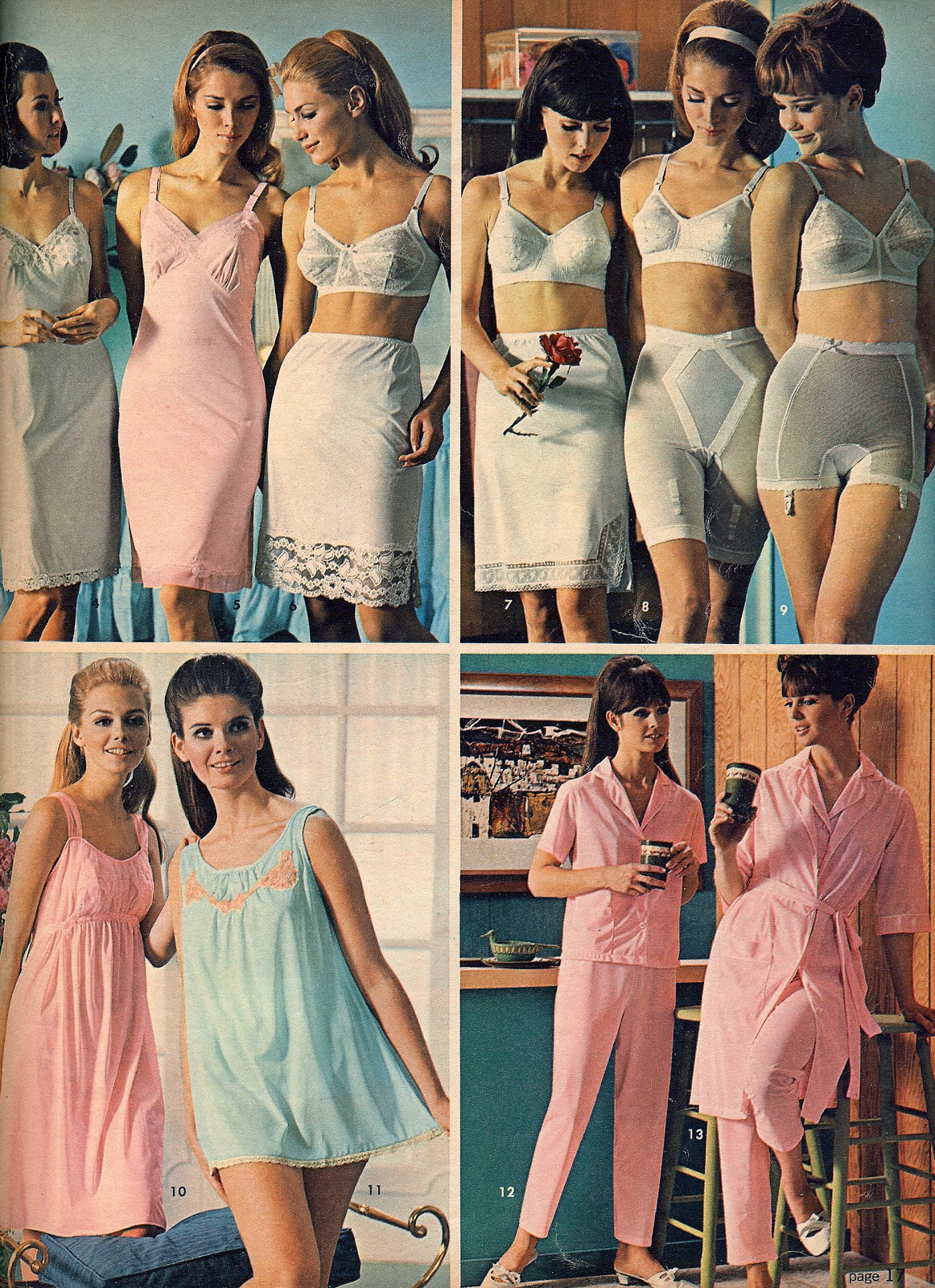 Guy what 1960S lingerie stuff, thanks
