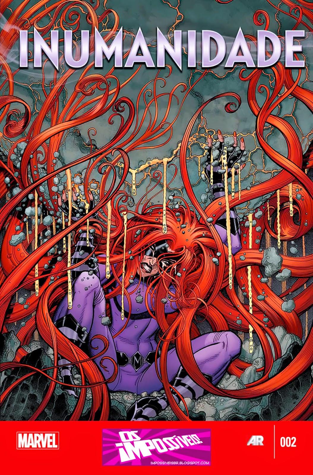 Nova Marvel! Inumanidade #2