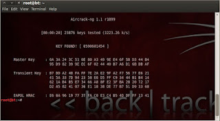 Wifi | Wireless Hacking Using Backtrack