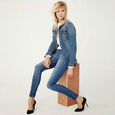 Suiteblanco coleção jeans & denim outono inverno 2014 jaqueta