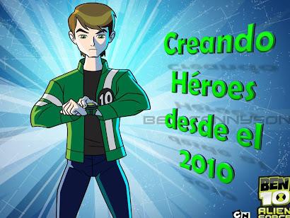Creando Heroes