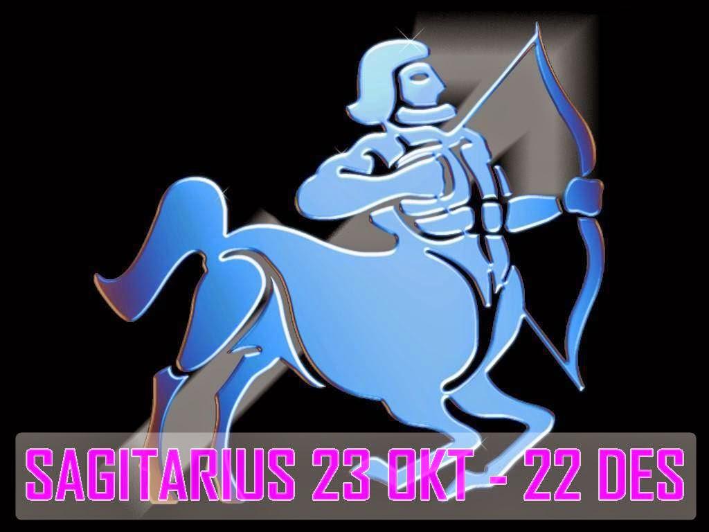 Zodiak Sagittarius (23 November - 22 Desember)