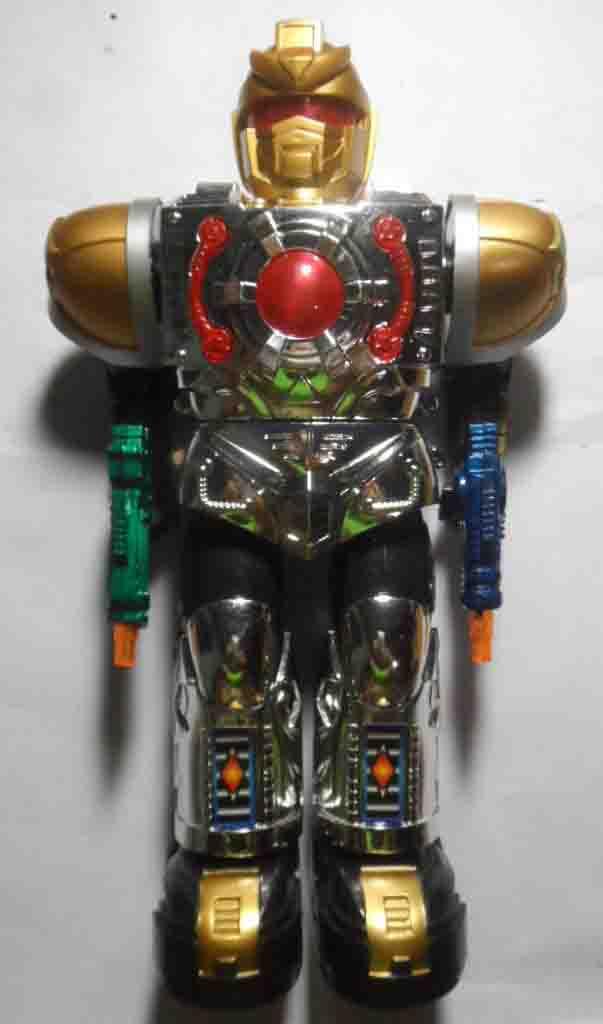 Jual mainan anak-anak: Robot mainan SUPER MEGA HEAVY METAL