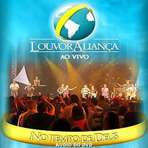 Download CD Louvor Aliança - No Tempo de Deus