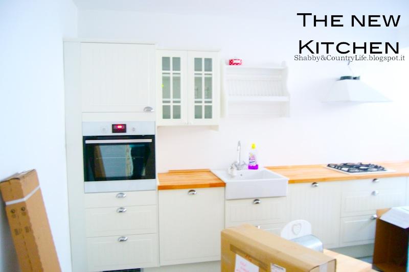 Shabby country life come progettare una cucina ikea - Ikea progettazione cucina ...