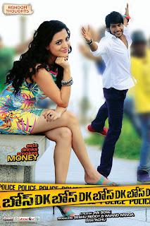 Nisha Agarwal in DK Bose Movie Stunning HQ posters