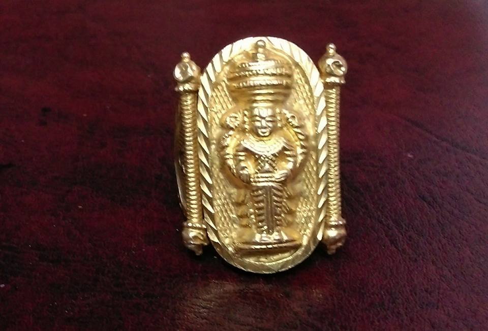 916 jewellery Rings indian Gods Gold Rings Collection