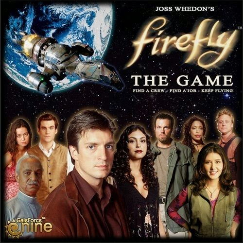 Firefly - Joss Whedon's Ultimate Misbehavior Is Lifting Ideas From Other Games