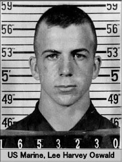 Lee Harvey Oswald, U.S. Marine Corps photo