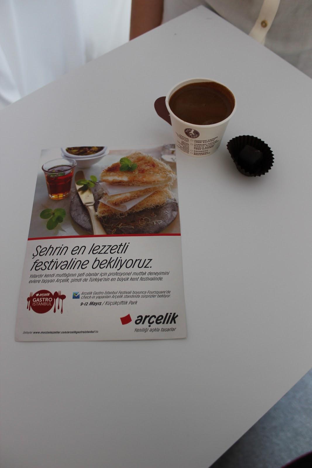 Gastro İstanbul Türk Kahvesi
