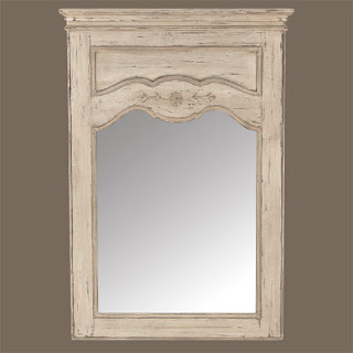 The art of french style a great find for over 50 off for Miroir trumeau bois