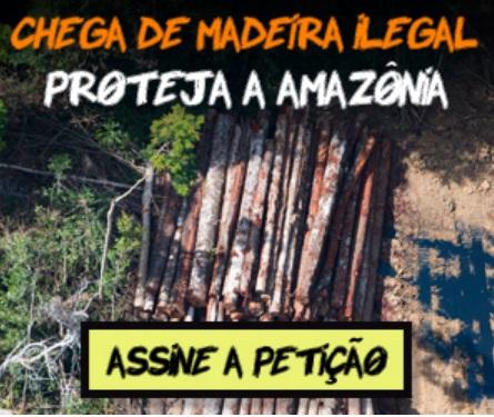 #DesmatamentoZero