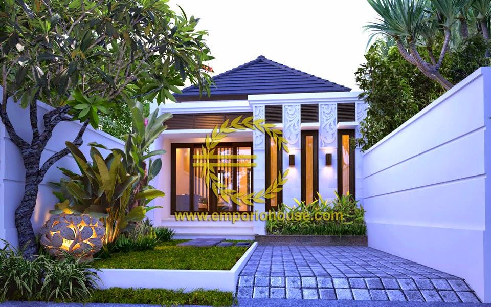 Desain Rumah 1 Lantai 2 Kamar Lebar Tanah 6 s.d. 6.9 Meter & Desain Rumah 1 Lantai 2 Kamar Lebar Tanah 6 s.d. 6.9 Meter ...