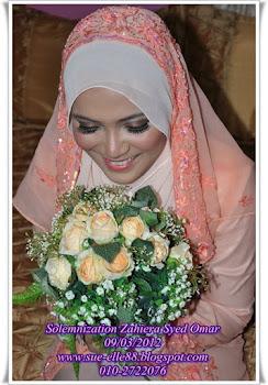 Zahiera Syed Omar