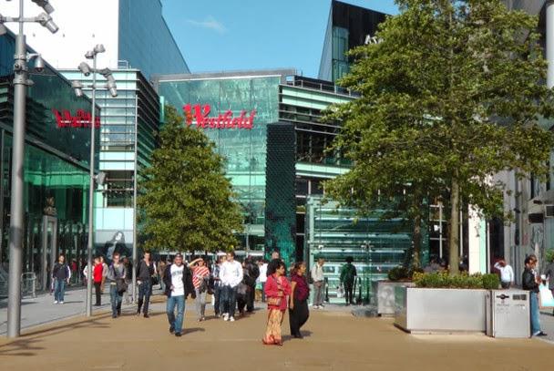 Kings Cross to Westfield Stratford - London Message Board