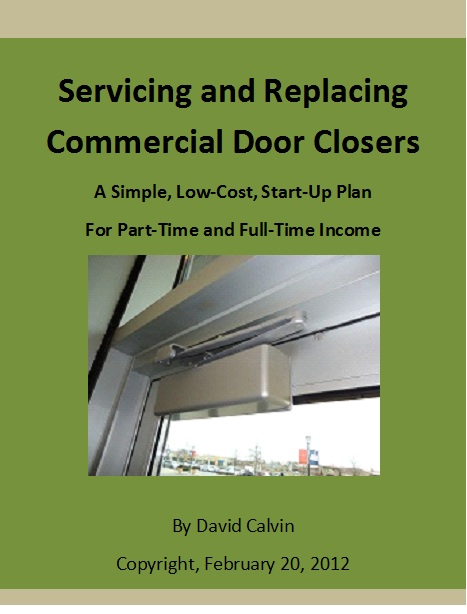 Do-It-Yourself Lock Solutions & Do-It-Yourself Lock Solutions: Door Closer Leaking Oil