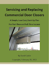 Make Income Servicing Door Closers!