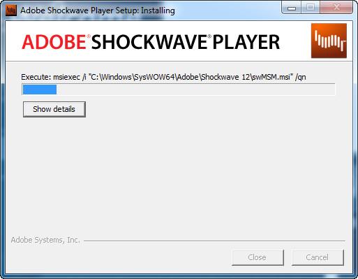 Shockwave flash plugin for mozilla firefox