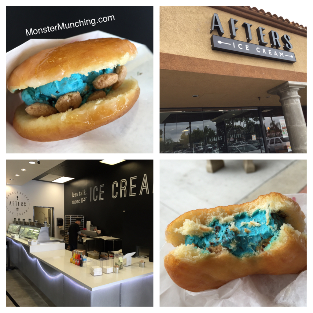 Afters Ice Cream Long Beach Fundraiser