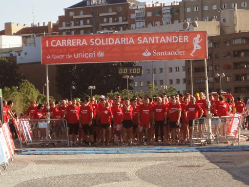Nosolometro fotos de la i carrera solidaria del santander - No mas 902 santander ...