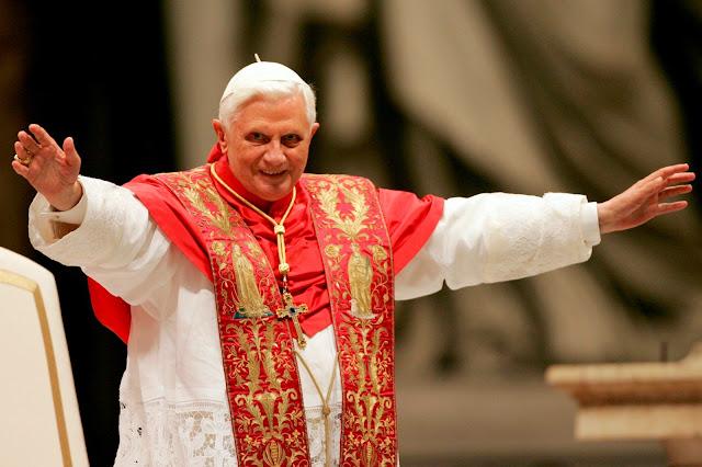 Imagenes de Papa Benedicto XVI, Aloisius Ratzinger