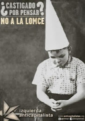 NO A LA LOMCE