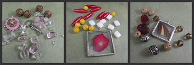 Bead Soup Blog Party Reveal – Spring 2012 - Beads I received.