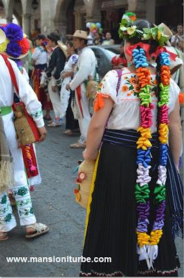 Festividades Mexicanas en Pátzcuaro