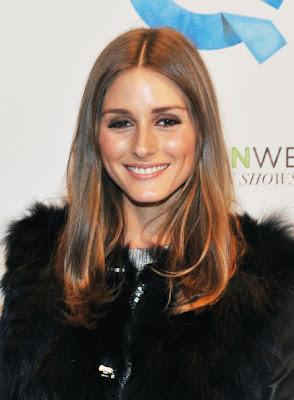 Olivia Palermo Hairstyle