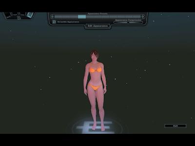 Entropia Universe - Appearance Preset 2