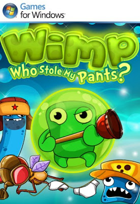 Wimp: Who Stole My Pants? PC Cover