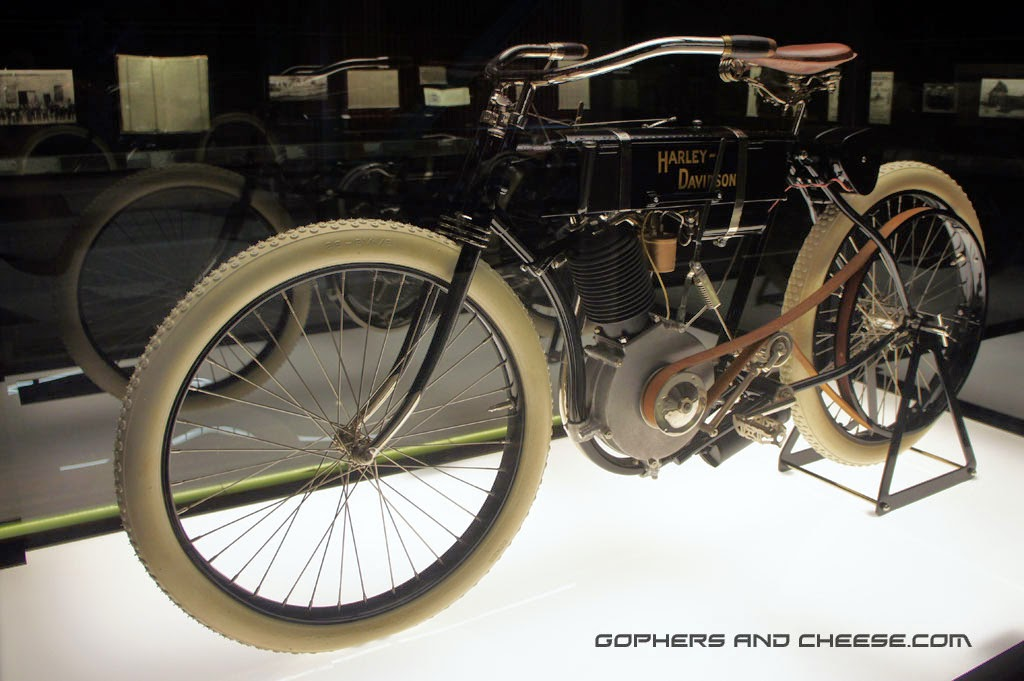 First Harley Davidson: Part 1: Serial Number One