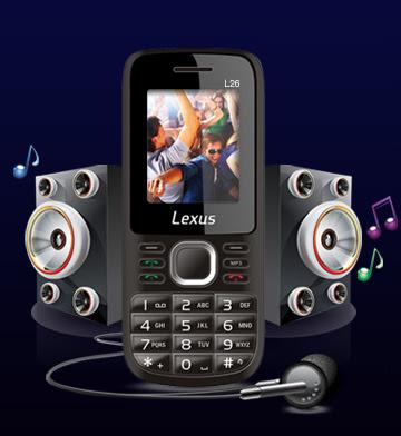 Download free Firmware Lexus L26