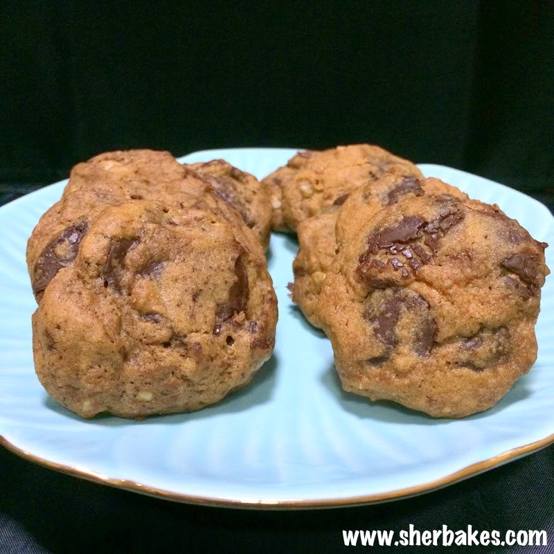 Sherbakes: New York Times Chocolate Chip Cookies