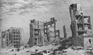 Ruinas de guerra
