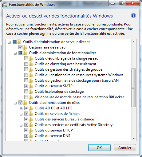 Blog technique de c dric beaudier test windows 7 remote - Activer le bureau a distance windows 7 ...