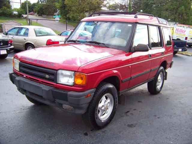 1998 Land Rover Discovery for Sale - 4x4 Cars