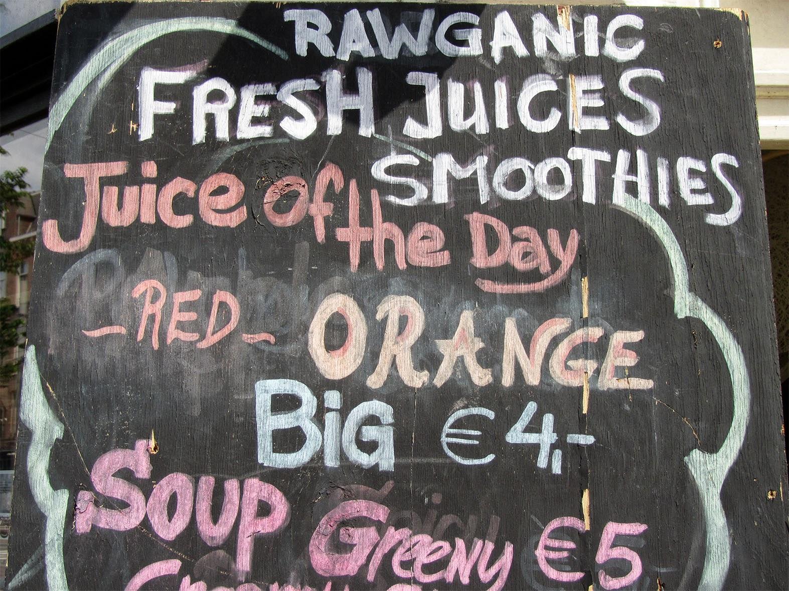 rawganic restaurant