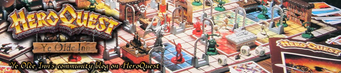 Ye Olde Inn's Community Blog on HeroQuest