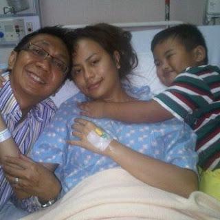 Bayi 20 bulan maut dihempap kereta bapa