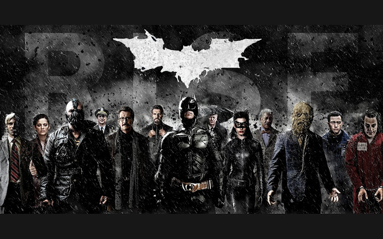 The Dark Knight Rises: The End