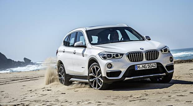 the new generation of BMW X1