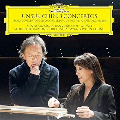 Unsuk Chin - concertos - Decca