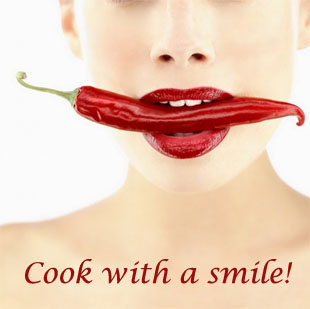Cook with a smile!