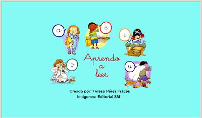 Aprendo a leer,lectoescritura,lectura,Lengua,leer